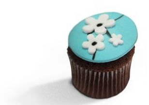 Cupcakes de chocolate y limón: Productos de MartaPino Postres