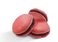 Macarons de rosas y frambuesas: Productos de MartaPino Postres