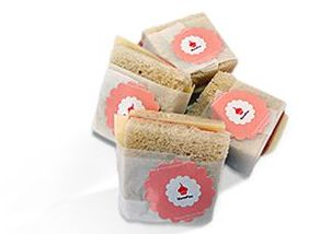 Mini sándwich: Productos de MartaPino Postres