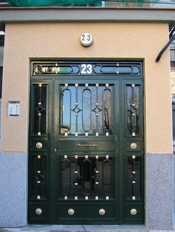 Instalaci n de carpinter a exterior productos y servicios - Carpinteria exterior ...