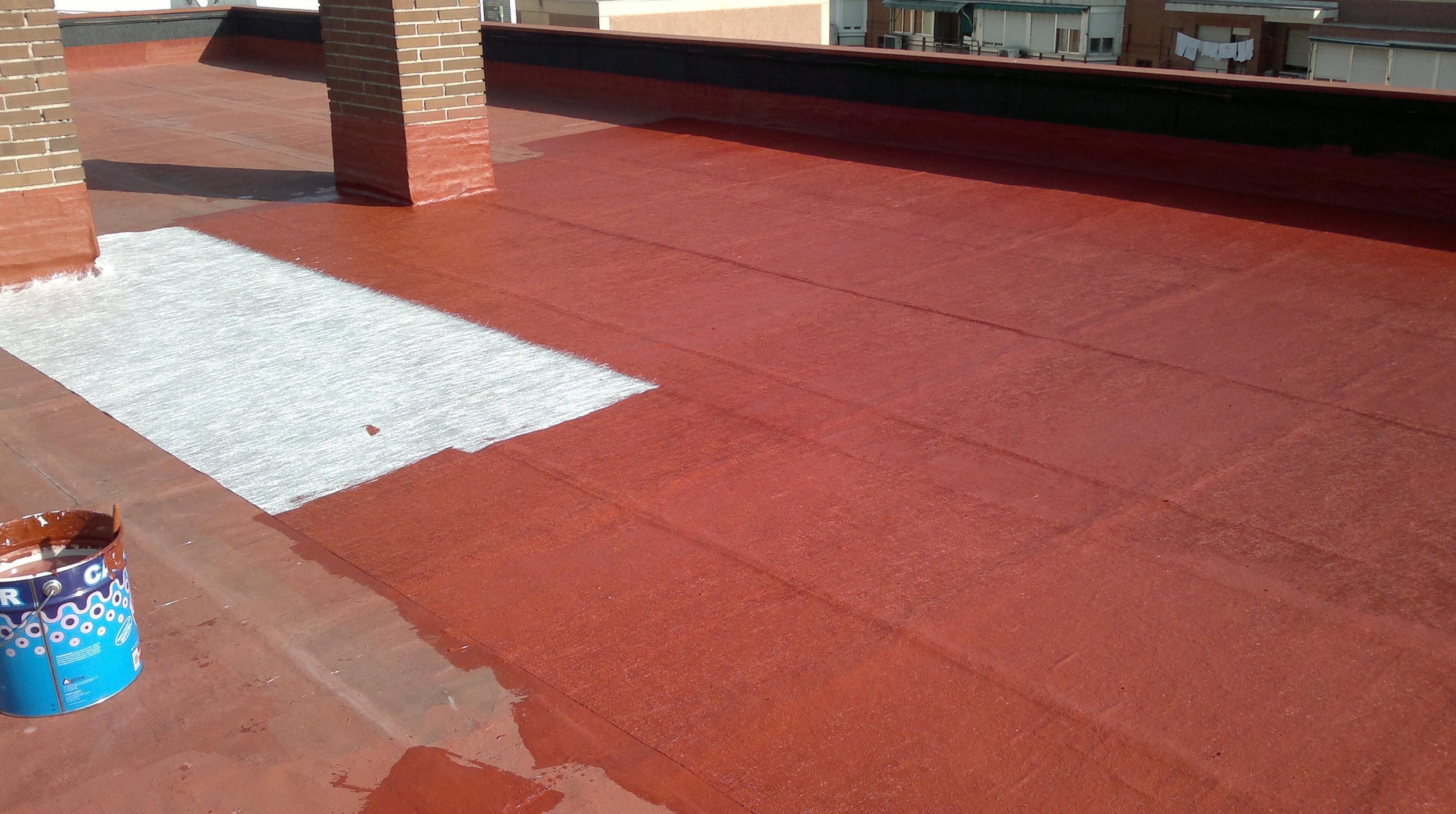 Para nuestra familia cubiertas y tejados madrid centro for Tipos de cubiertas para tejados