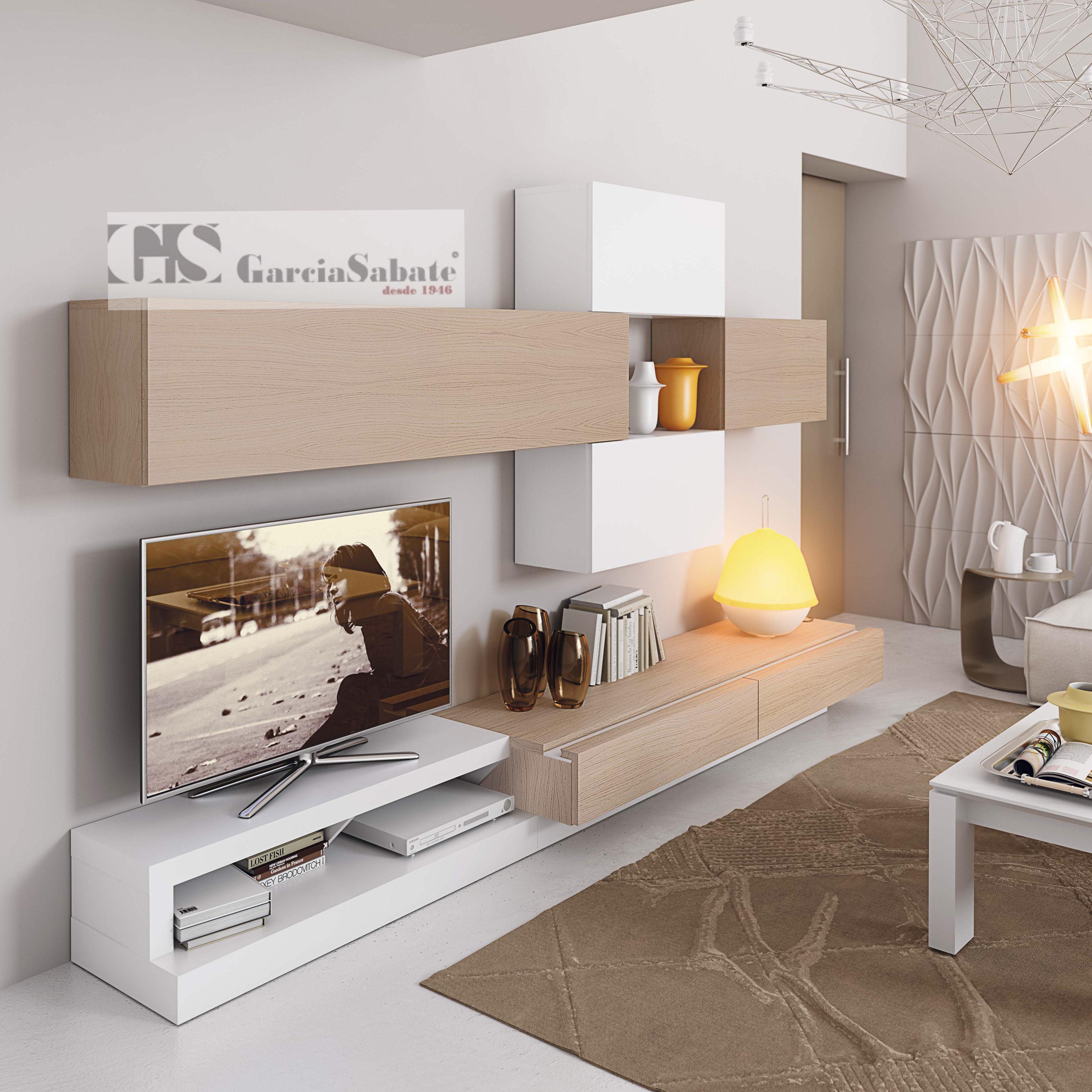 Salones garcia sabate cat logo de muebles y sof s de goga - Sofas para salones ...