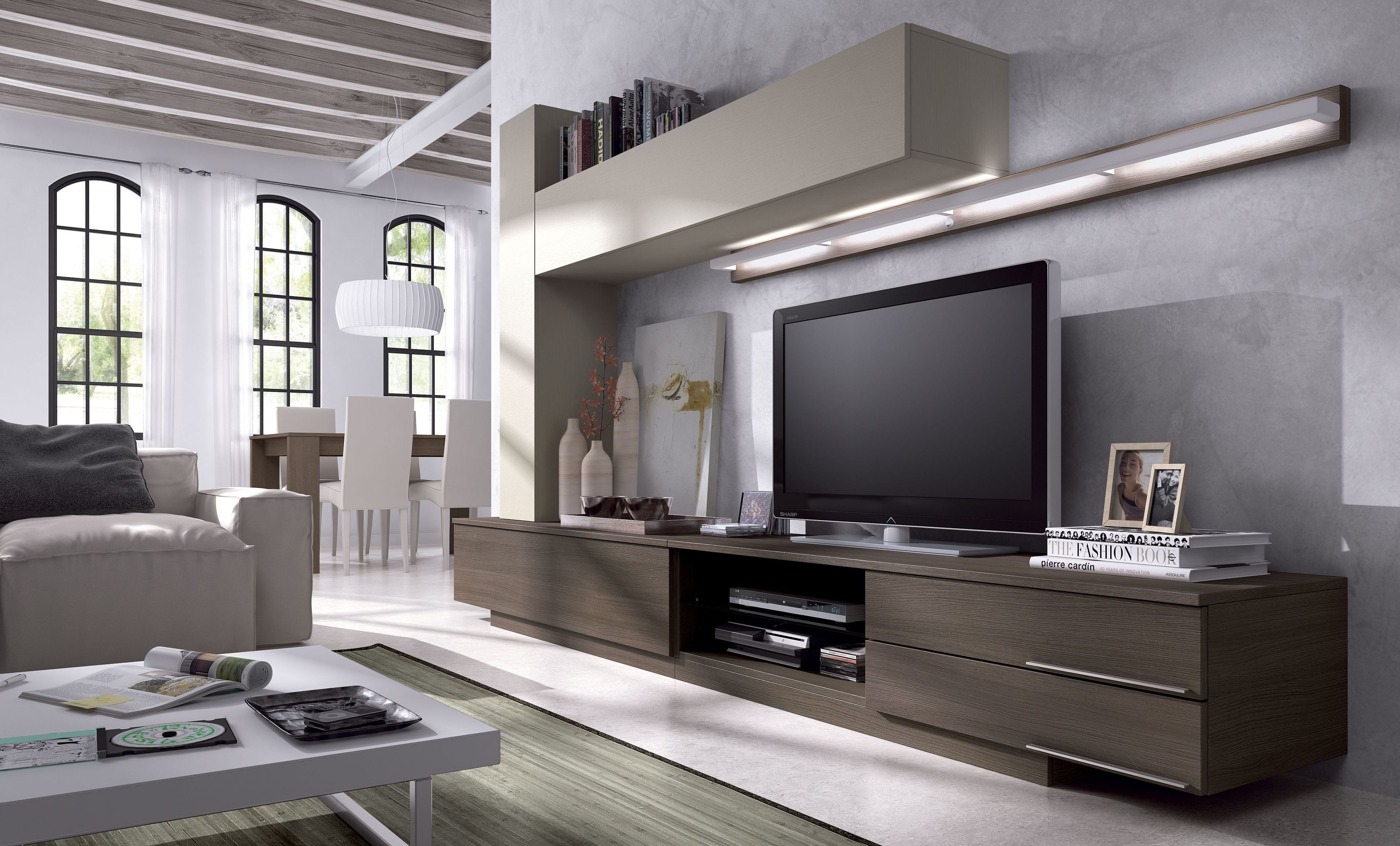Salones catalogo rosamor cat logo de muebles y sof s de - Salones estilo colonial moderno ...