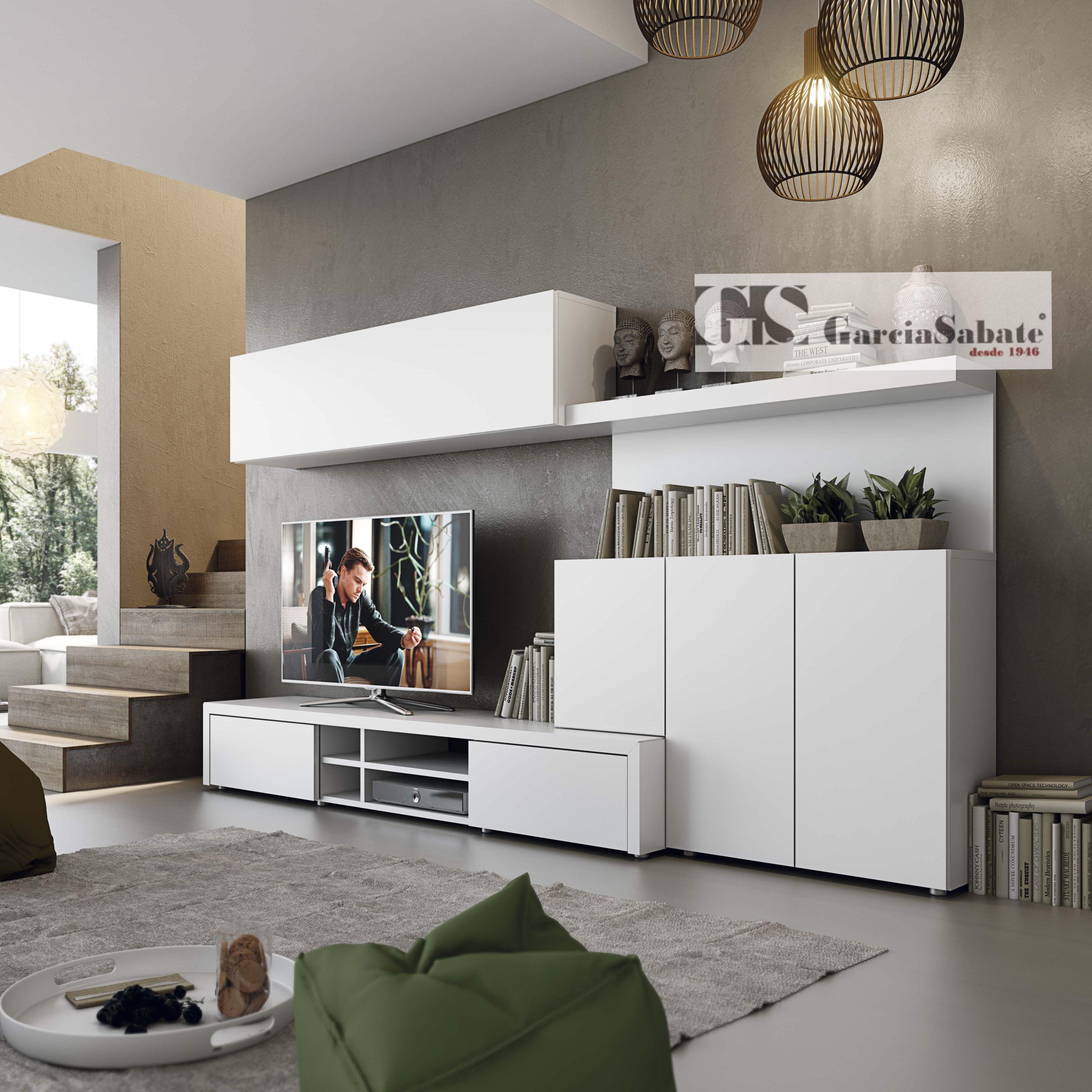 Salones garcia sabate cat logo de muebles y sof s de goga for Catalogo de salones