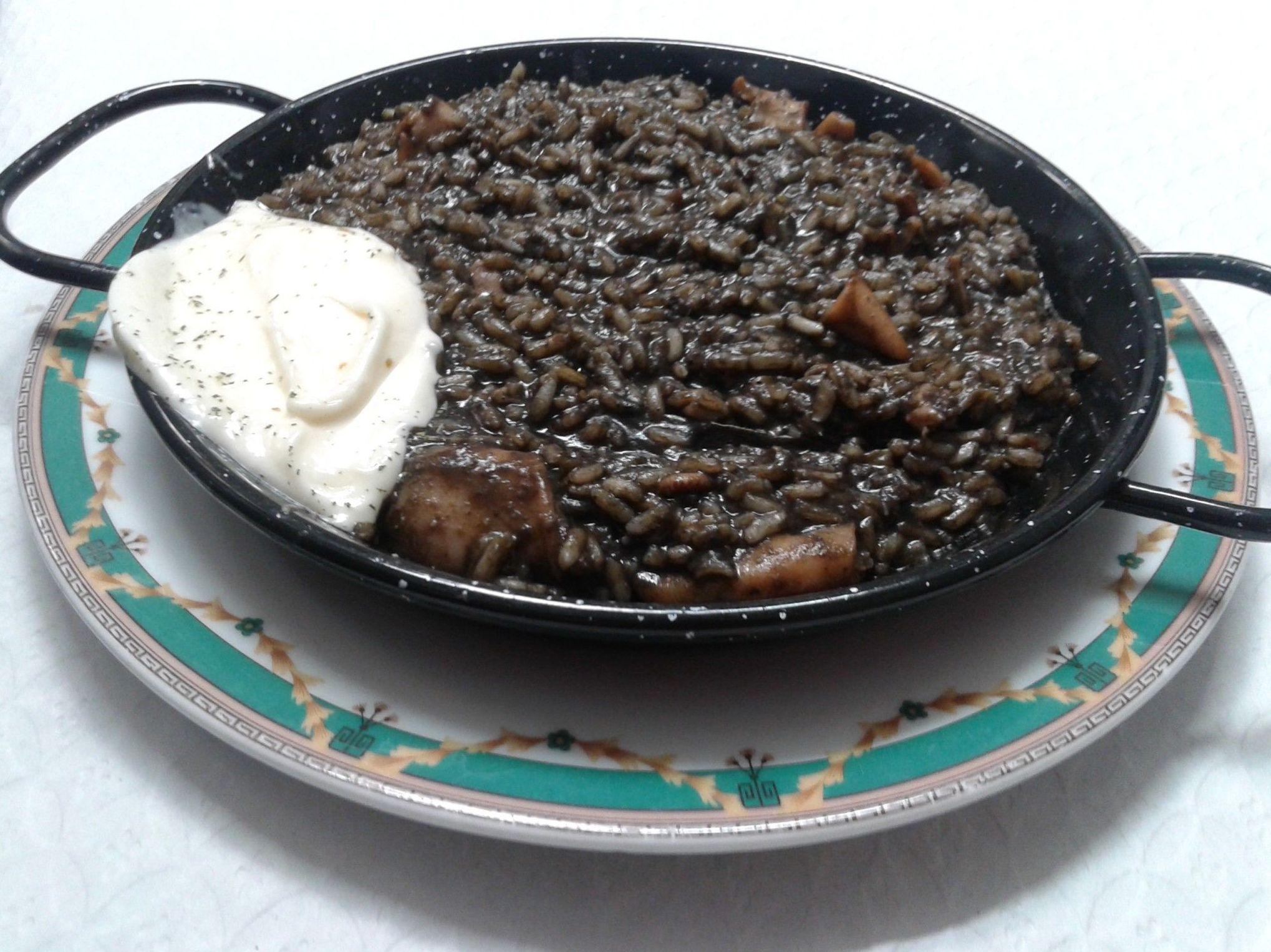 Restaurante para comer un buen arroz en Valladolid