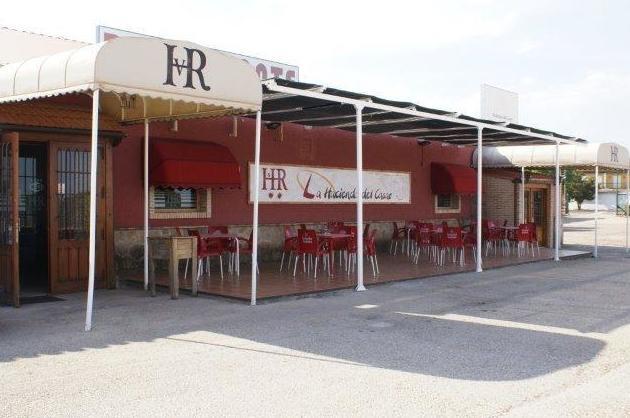 hostal LA HACIENDA DEL CASAR en Talavera de la Reina