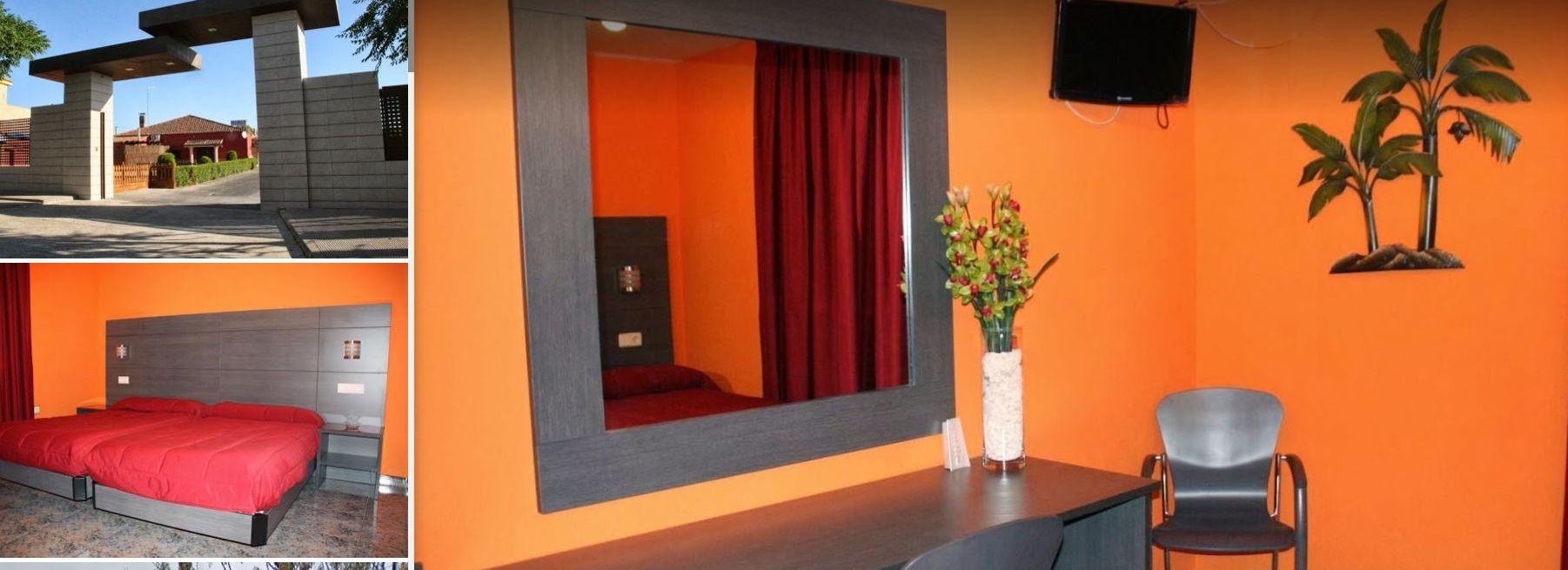 HABITACIONES DESDE 15 €: Instalaciones  de La Hacienda del Casar