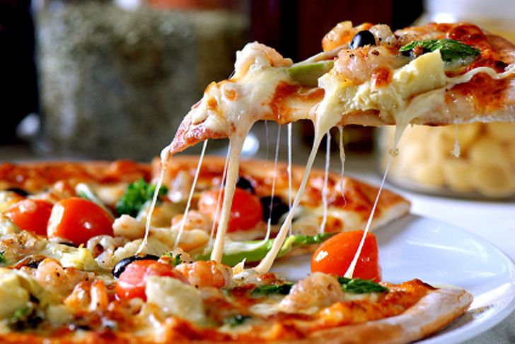 Pizzas: Carta de Pizzería Luna Gaucha