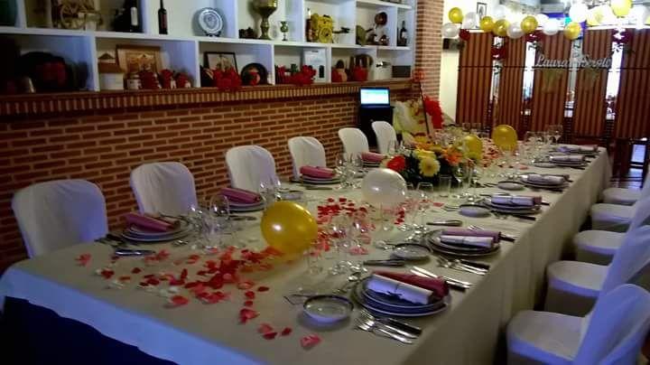 Celebración de fiestas