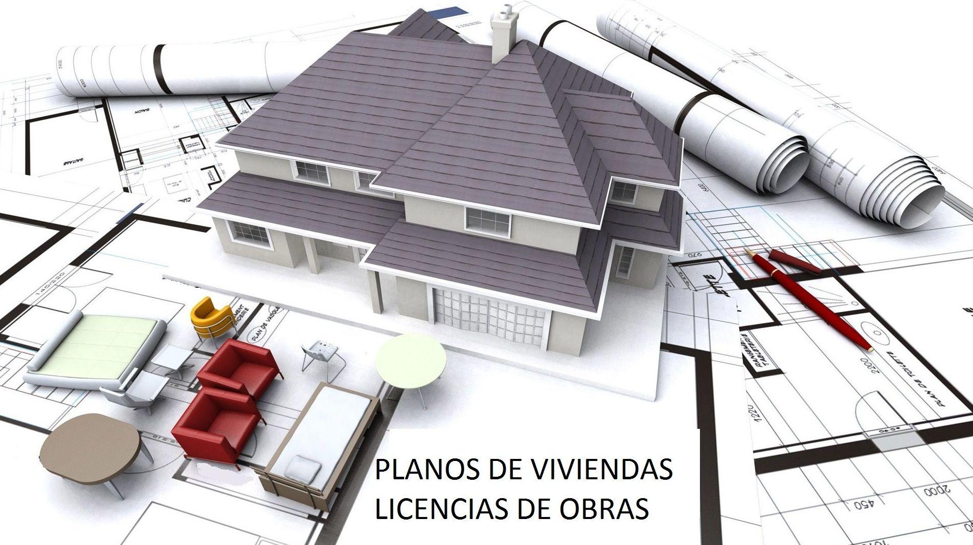 Planos de viviendas y licencias de obras en Alicante