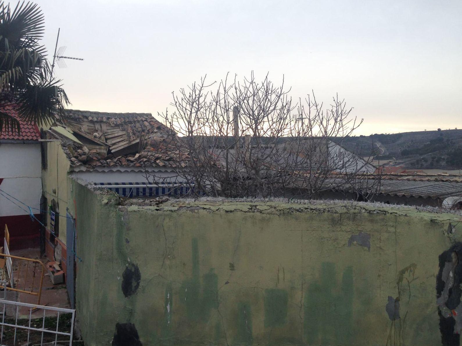 Retirada de amianto en Villavaquerín (Valladolid)
