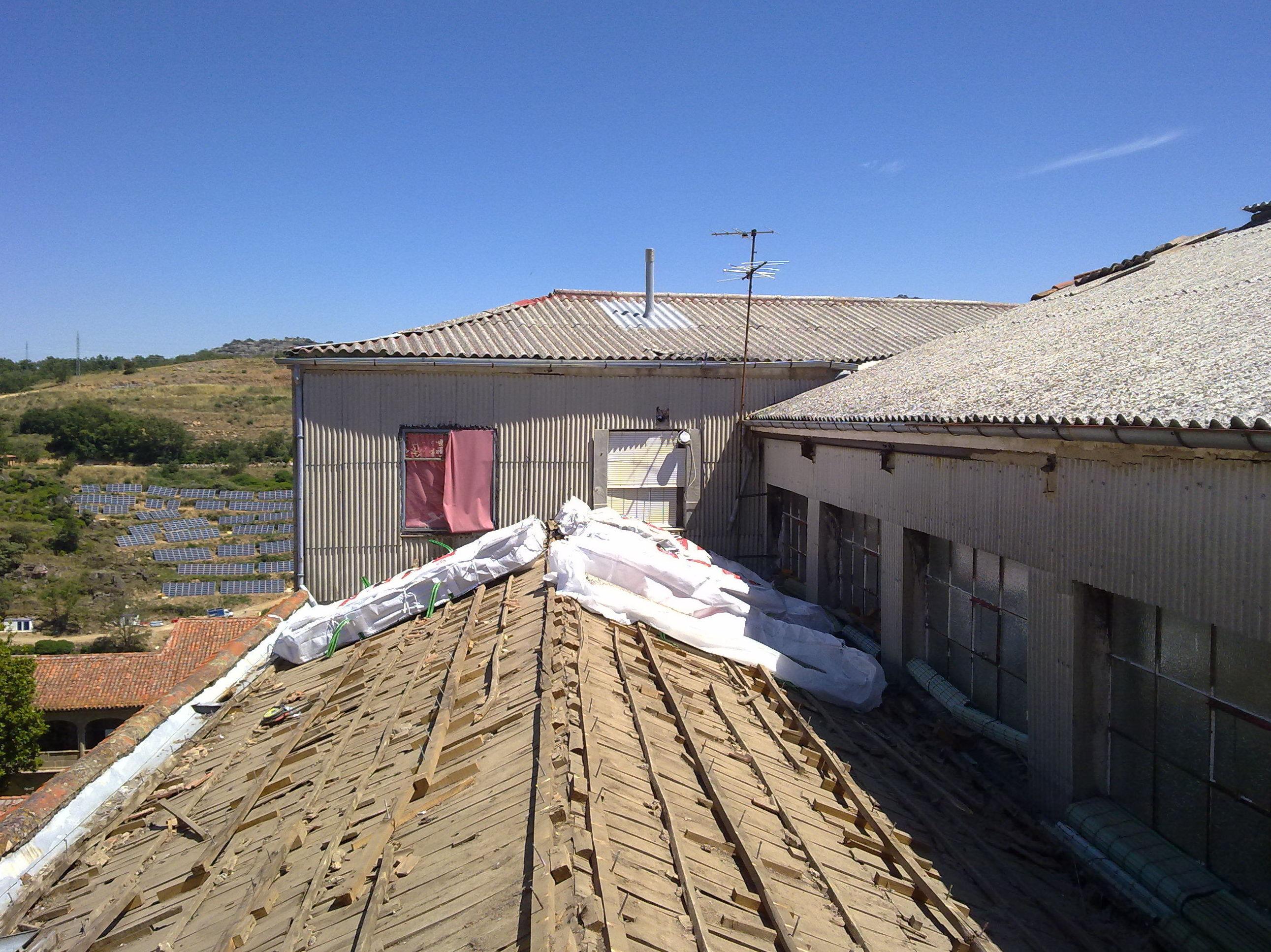 Placas de cubierta y de fachadas