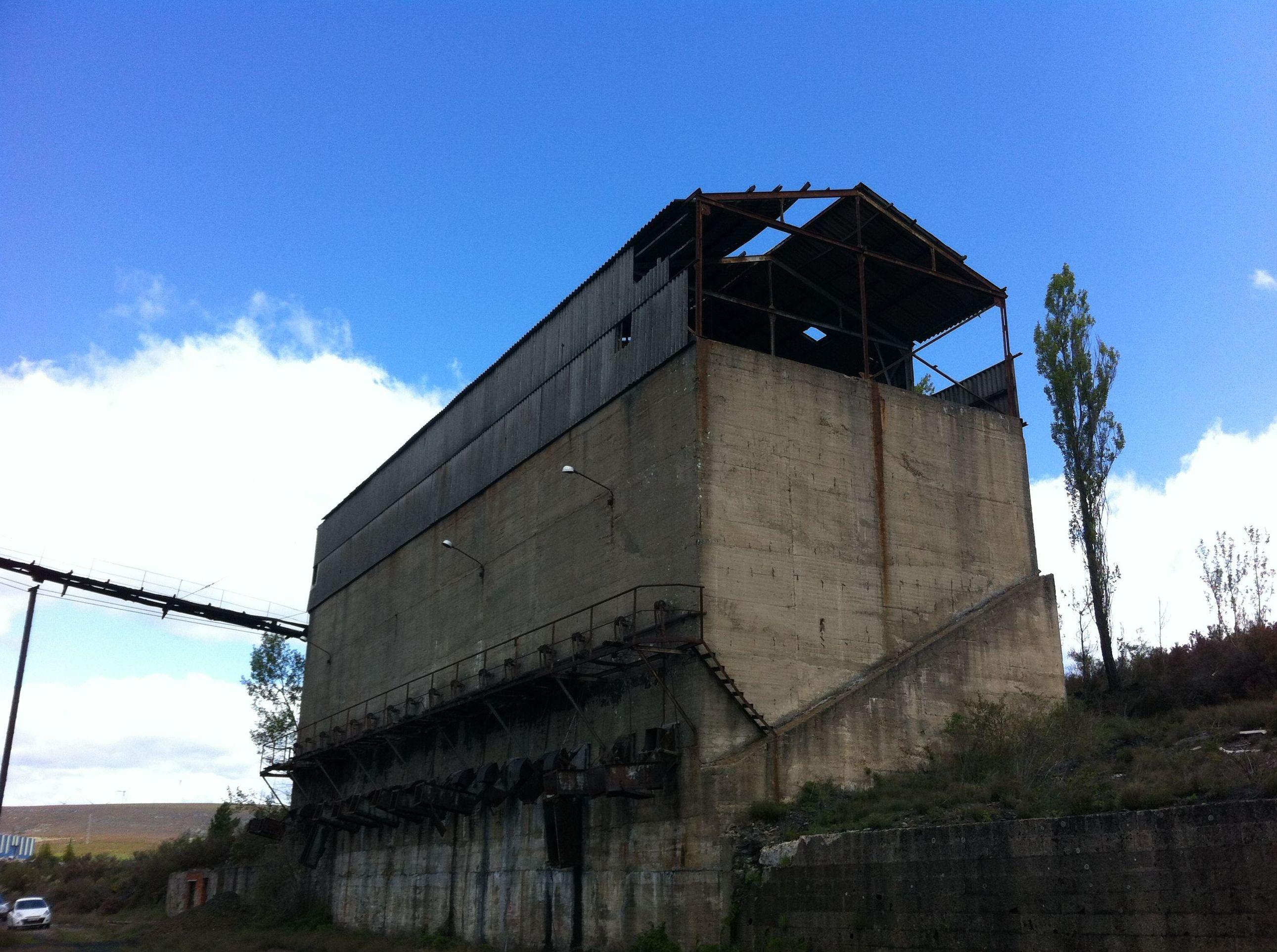 Cubiertas y cerramientos de silos