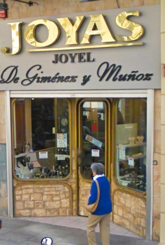 Joyería en Pamplona