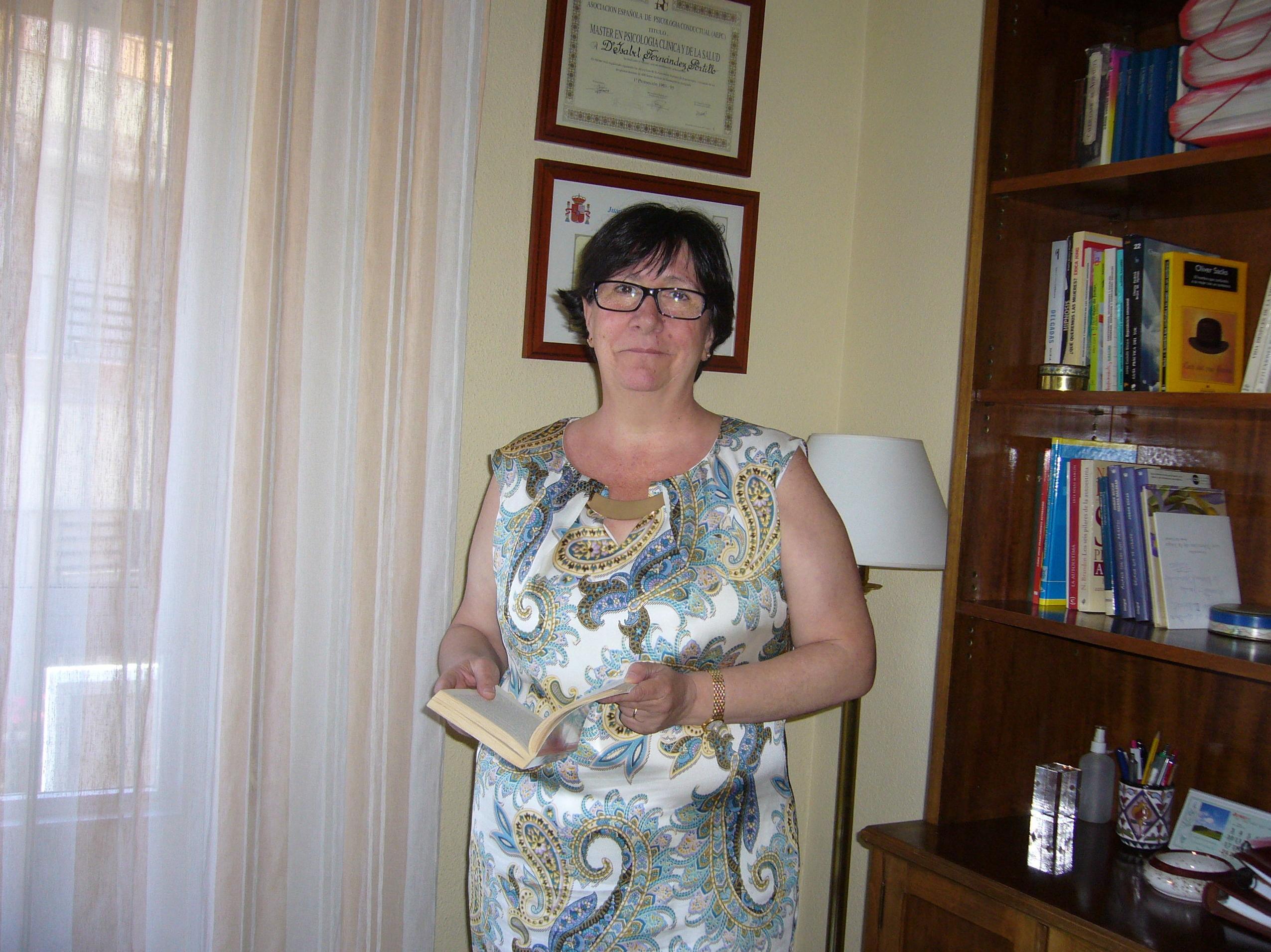 Centro de Psicología Isabel Fernández Portillo