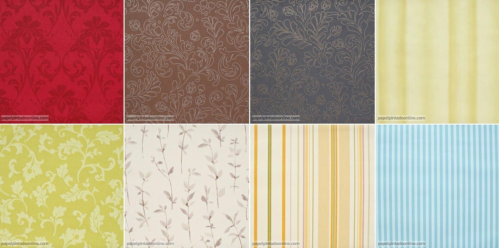 Papeles pintados y telas decorativas productos y - Papeles y telas ...