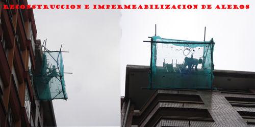 Foto 83 de Trabajos verticales en Torrelavega | Acebo Rehabilitación