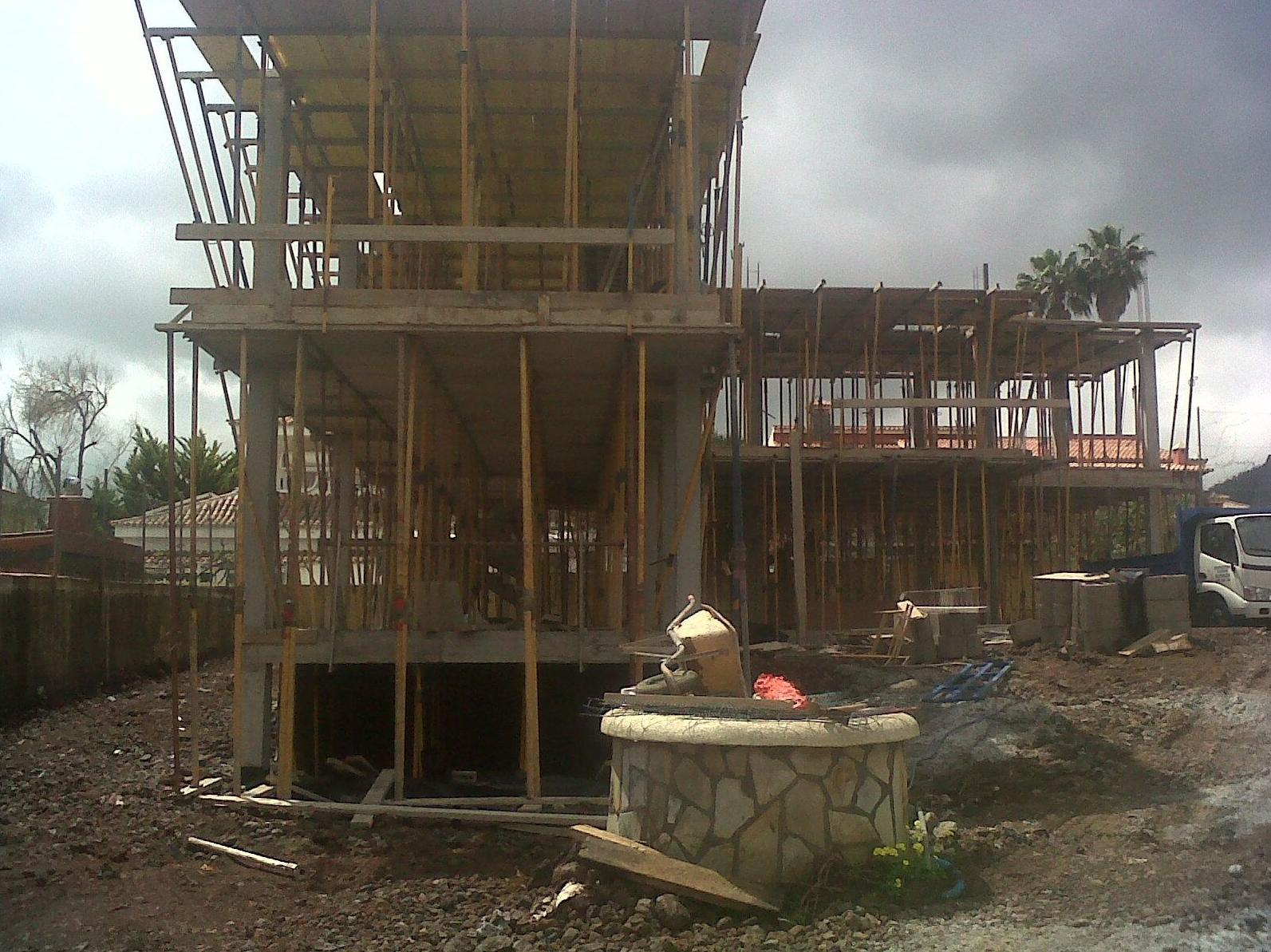 Construcci n construcci n de alyanza construcciones y - Construccion y reformas ...