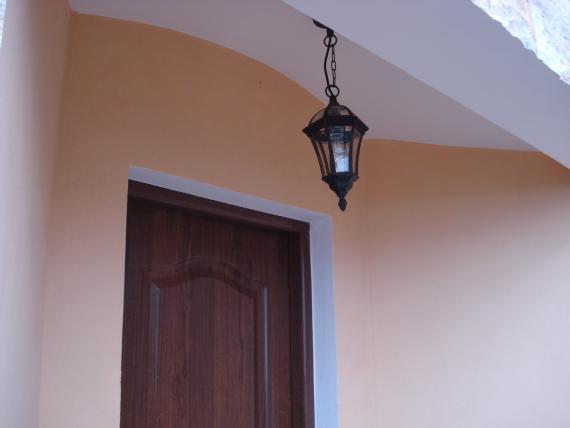 Reforma de puerta principal
