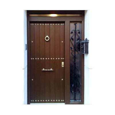 Puertas de calle cat logo de carpinter a de aluminio y - Puertas de calle ...