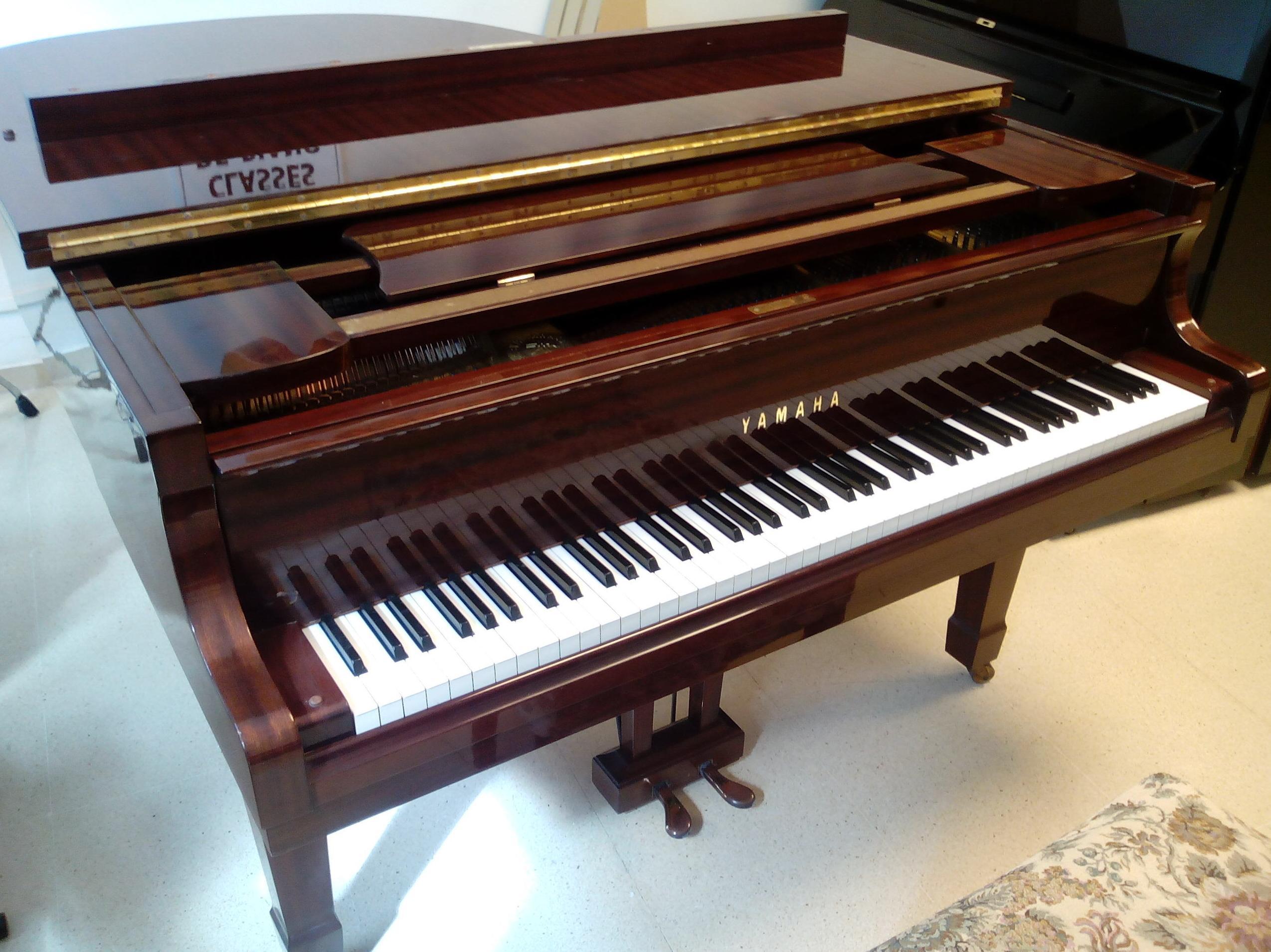 piano yamaha md g 2 color caoba cat logo de l 39 art guinard