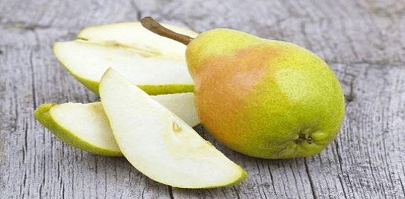 Pera : propiedades , calorías , vitaminas y contraindicaciones
