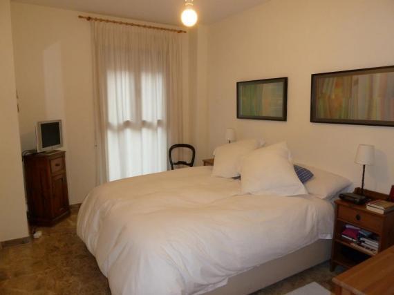 Dormitorio de una de nuestras viviendas