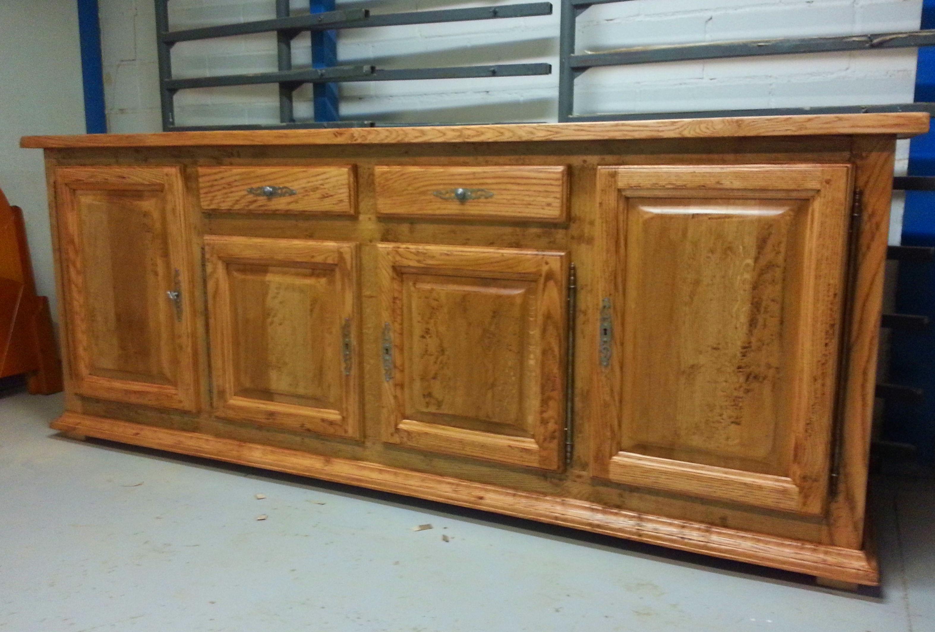 muebles de roble macizo usados 20170731120210