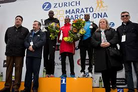 Zurich Marató Barcelona 2013