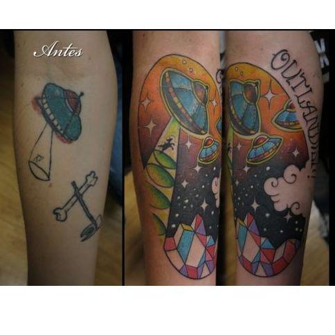 Cover Up: Catálogo de La Madre Tattoo & Piercing