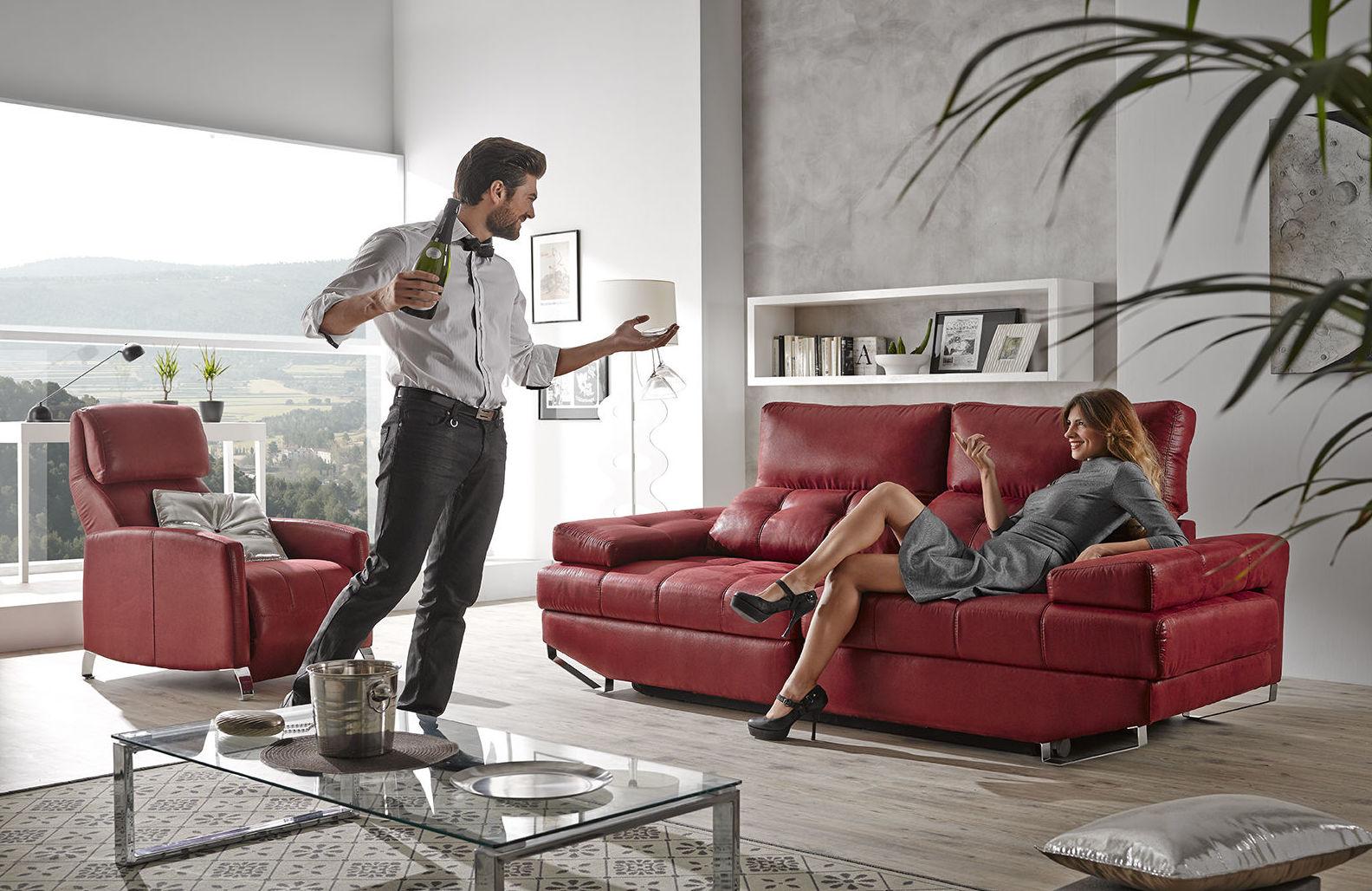 Venta de sofás de diseño en Valencia