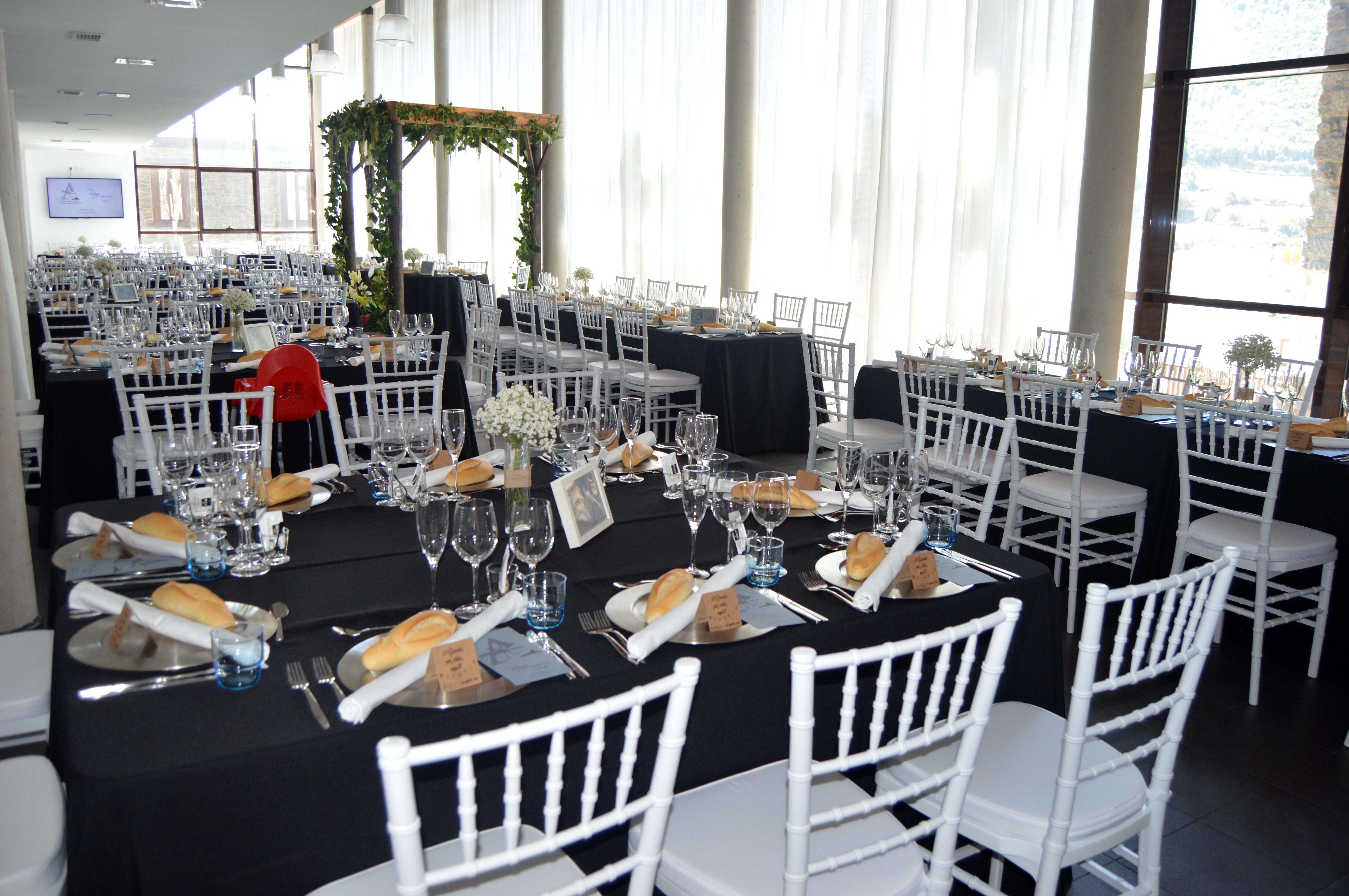 Alquiler de sillas para bodas y ceremonias Asturias.