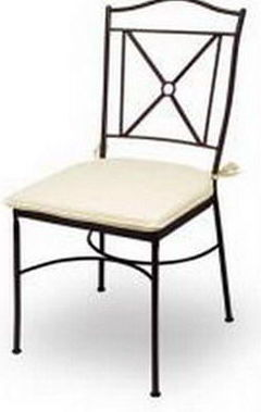 Alquiler de silla de forja, en Asturias.