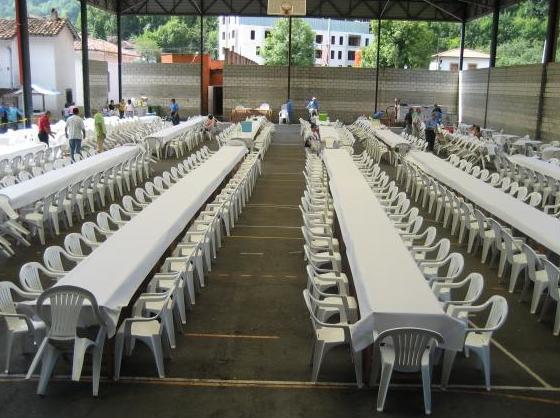 Alquiler de tableros en Asturias.