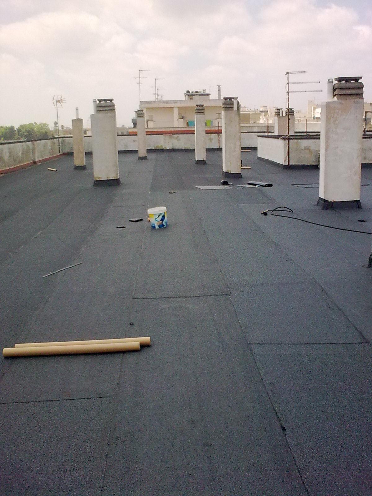 impermeabilizacion de terrazas sin obras