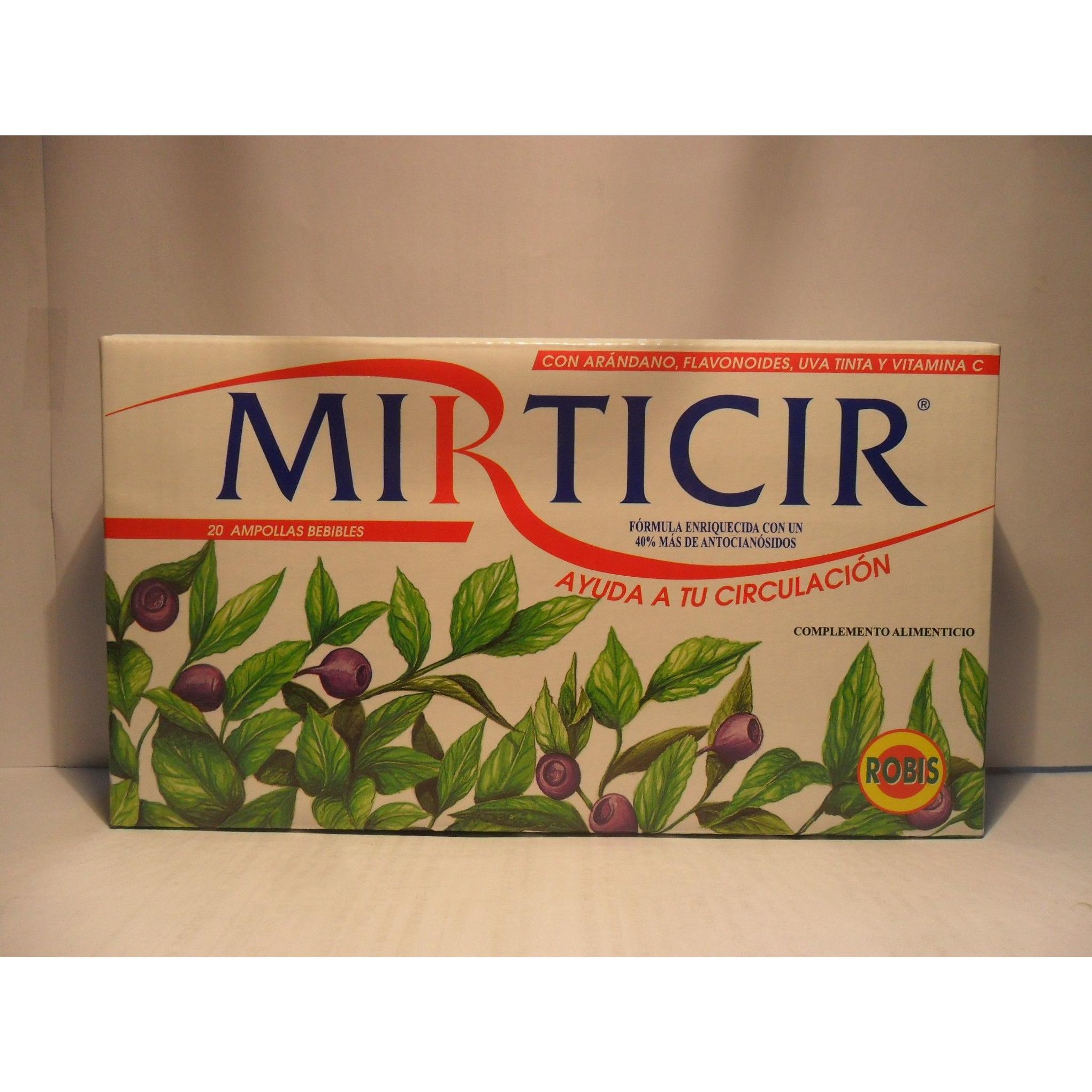 Mirticir: Catálogo de productos de Herbolario El Monte