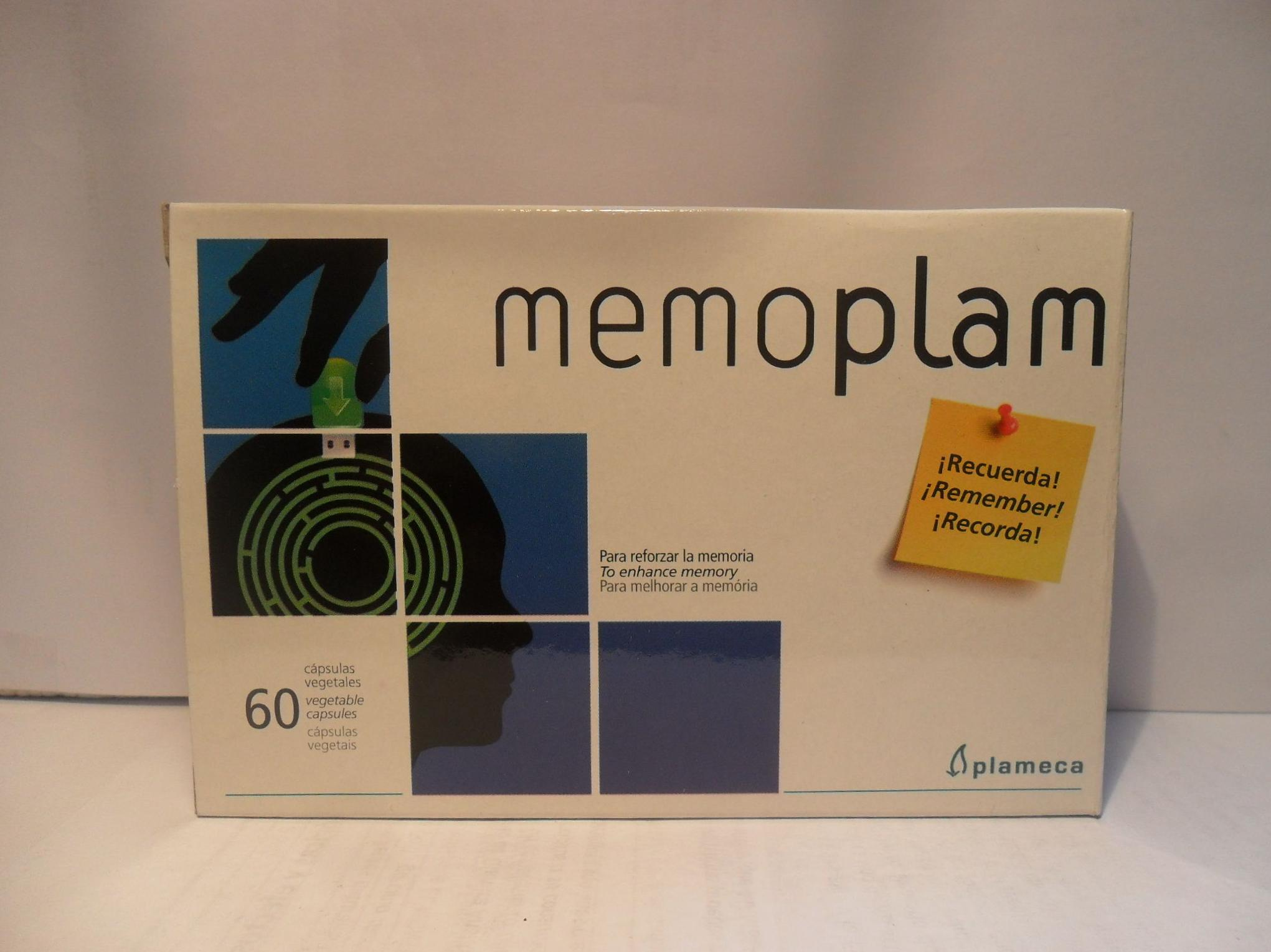 Memoplam Plameca          : Catálogo de productos de Herbolario El Monte