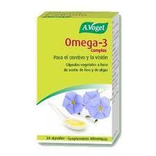 Omega 3 Complex      : Catálogo de productos de Herbolario El Monte