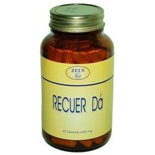 Recuer Da ZEUS                 : Catálogo de productos de Herbolario El Monte