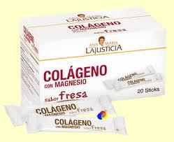 Colágeno Ana María Lajusticia con magnesio