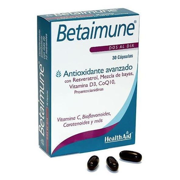 Betaimune Health Aid         : Catálogo de productos de Herbolario El Monte