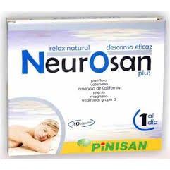 Neurosán Plus Pinisan: Catálogo de productos de Herbolario El Monte