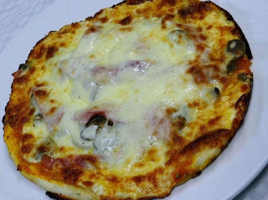 Pizza: Carta de Restaurant Rosamar