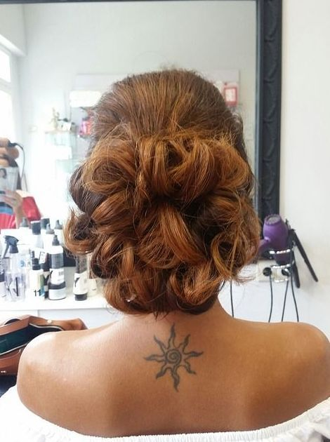 recogidos para novias en zaragoza y peinados actuales