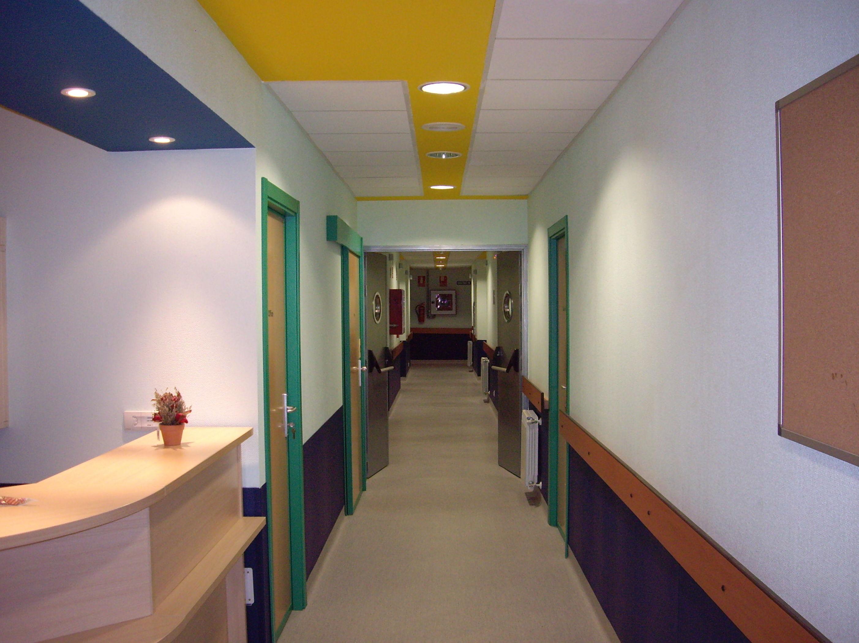 Mantenimiento de instalaciones de residencias