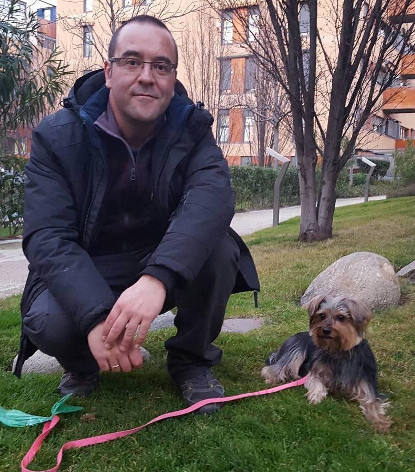 Adiestramiento y alojamiento canino en Madrid, con Noblecan