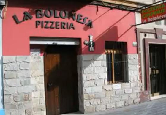 Restaurante familiar y acogedor