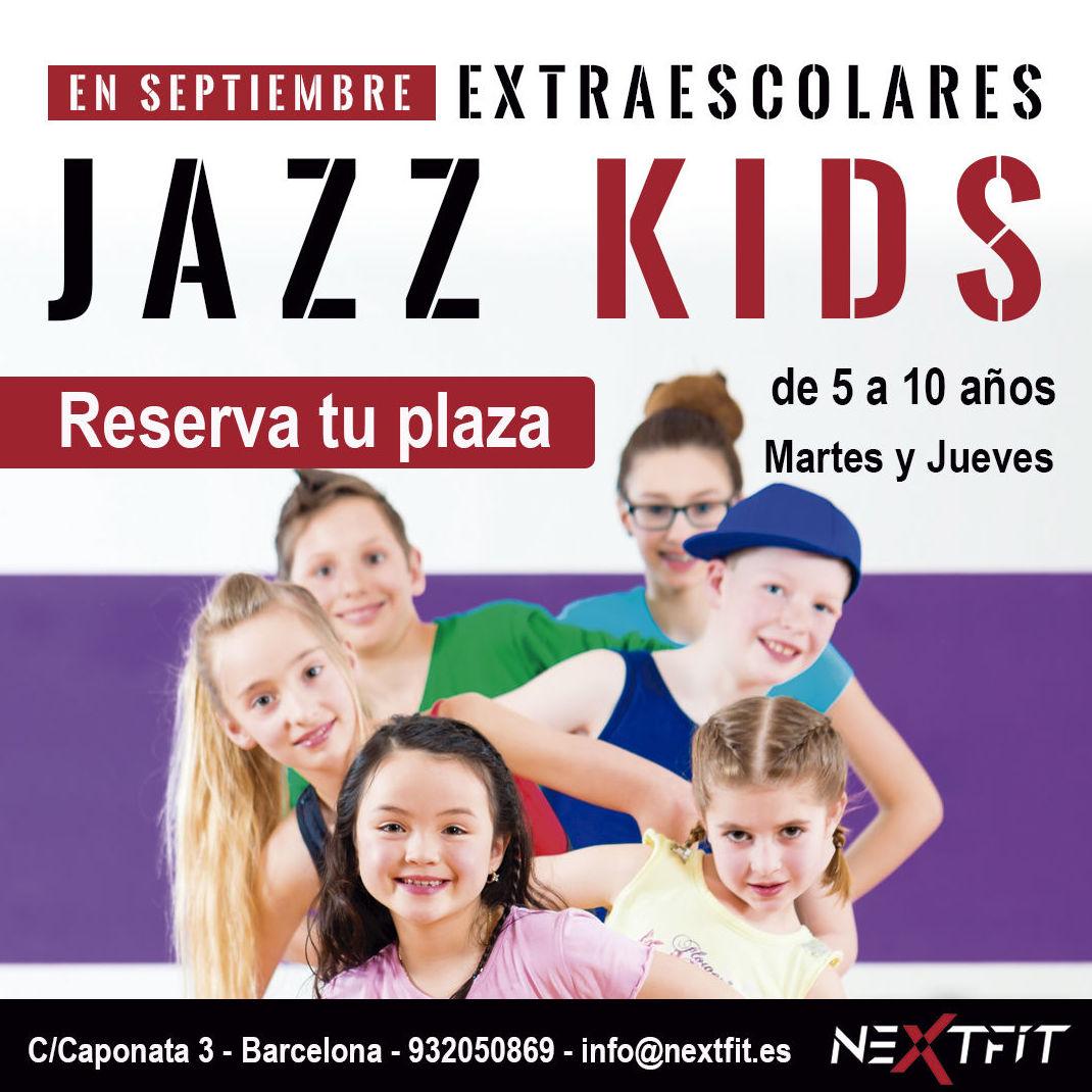 Extrescolares Jazz Kids