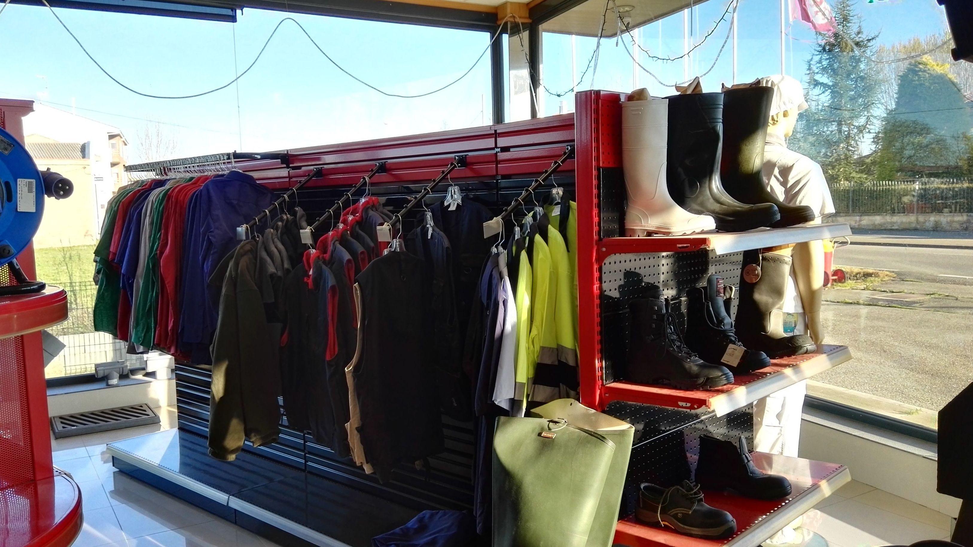 Venta de ropa de seguridad y de trabajo en León