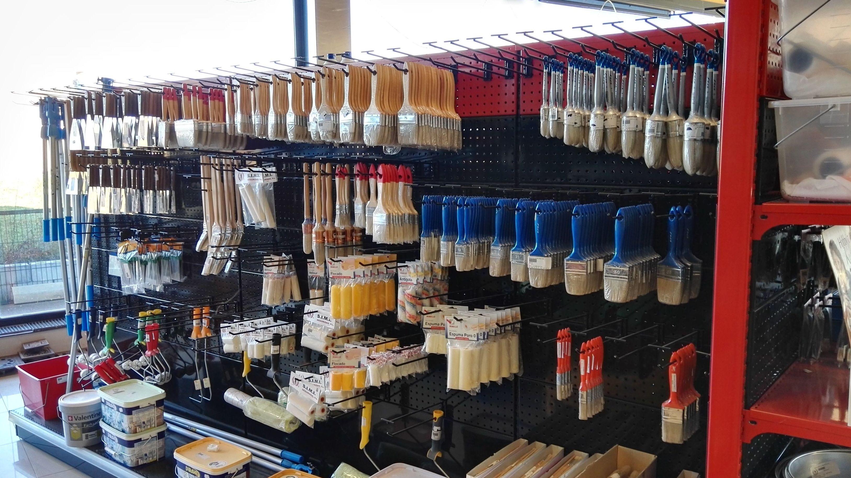 Venta de productos de ferretería en Veguellina de Órbigo \u002D León